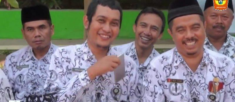 Peringatan Hari Guru SMK Negeri takeran